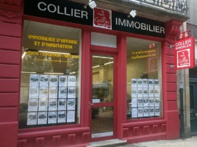REGIE COLLIER IMMOBILIER AUTUN